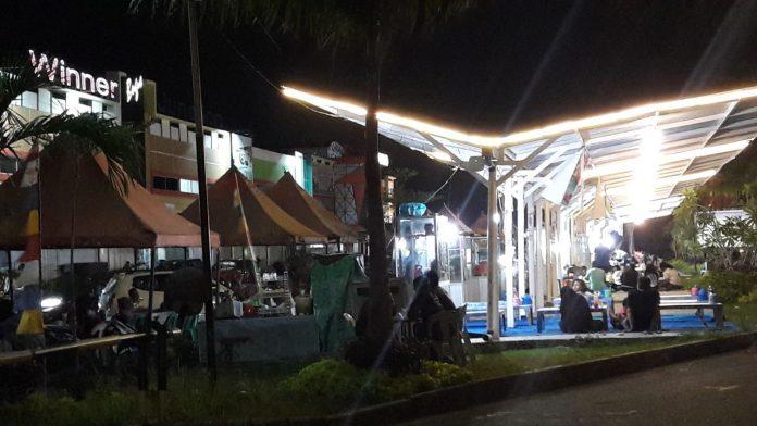 Taman Winner Bugis Junction Batu Aji Tempat Wisata Kuliner